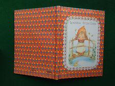 BETSEY CLARK Quaderno scuola vintage quadretti cop. rigida , Virca copybook