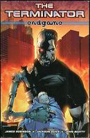 Terminator Endgame Trade Paperback TPB Dark Horse 1999