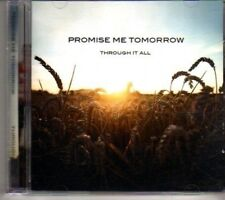 (DH248) Promise Me Tomorrow, Through It All - 2011 CD