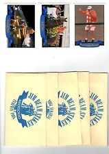 1X 1993 Horse Star Turfway Park PROMO SET NMMT 3 cards Bulk Lot Available