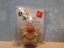 """GUARDIAN ANGEL NANA PIN - 1"""" Russ  Angel Cheeks - NEW ON CARD"""