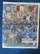 Chelsea FC - Premiership Winners 2009/10 - The Sun Goals Pull Out