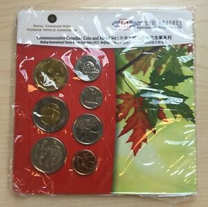 Canada - Commemorative Coin Set And Medal Set - 2012