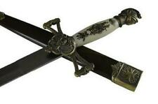 "King Arthur Short Sword Dagger 14"", Medieval Knights, Scabbard w/ Sheath, Knife"