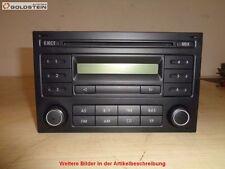 CD-Player Radio CD-spieler  6Q0035152C 8631122624, VW POLO (9N3) 1,2