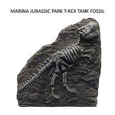 Aquarium Ornament Dinosaur Fossil Fish Tank Rock Decoration T-rex