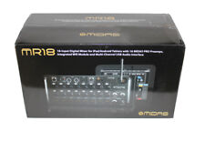 Midas MR18 18 Input Digital Mixer w/WiFi  for iPad/Android Tablets w/16 Preamps