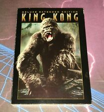 King Kong Deluxe Extended Edition Dvd