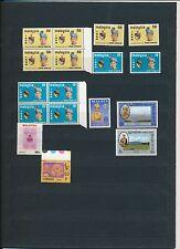 Malaya Malaysia mint stamp collection