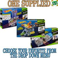 Hot Wheels Workshop Track Builder -  ONE SUPPLIED you choose Age 4+