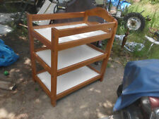 GROYEARS COT AND CHANGING TABLE