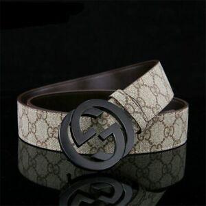 Designer Branded Belts for Men's Genuine Leather Casual Jeans Vintage Any size
