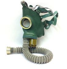 soviet gas mask GP-4 size 2 MEDIUM gas mask with hose