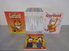 GARFIELD (JIM DAVIS) - LOT DE 21 ALBUMS DARGAUD