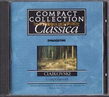 CD - DE AGOSTINI - COMPACT COLLECTION CLASSICA i capolavori - P. I. CIAIKOVSKI