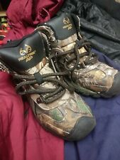 Real tree brand new Camo Boots. Childrens Sizes 3