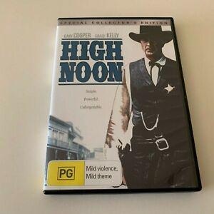 High Noon - Region 4 DVD  - Grace Kelly, Gary Cooper