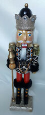 """Nutcracker 15"""" Wooden / Decorative Nutcracker Nwt Great for Gift or Collectors"""