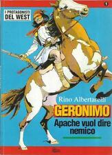 I PROTAGONISTI DEL WEST N°1 - GERONIMO APACHE VUOL DIRE NEMICO 1994