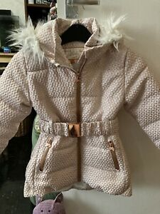 Girls Ted Baker Coat / Jacket Age 7 (but will Actually Fit Age 5)