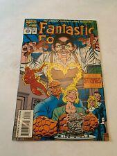 1994 Fantastic Four Vol 1 No 393 Marvel Direct Edition Comic Book