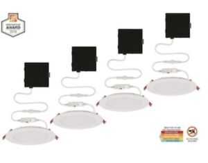 Commercial Electric 91478 6 inches Canless Recessed Lighting