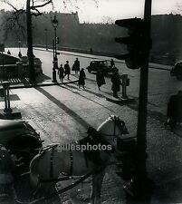 Paul COZE c. 1940 - Le Passage Clouté Paris - Div 2161