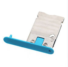 SIM Card Tray Replacement Part for Nokia Lumia 900 Blue