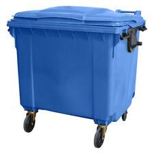 1100 Litre Wheelie Bin | Blue