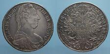 AUSTRIA MARIA TERESA RARO TALLERO 1780 (1815-28) MILANO qSPL