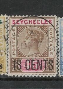 Seychelles SG 26 VFU (1dwg)