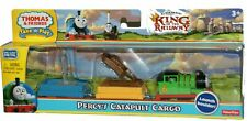 PERCY'S CATAPULT CARGO 3pc SET Thomas & Friends TAKE n PLAY Metal BRAND NEW