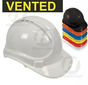 Safety Helmet PPE Work Site Hard Hat Bump Cap Impact Hat Protect 6 Point  EN 397