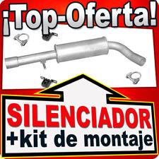 Silenciador Intermedio AUDI TT 1.8 T TURBO CABRIO COUPE 98-06 Centro Escape JJM