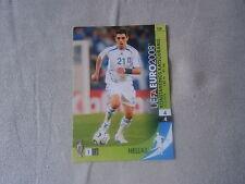 Carte panini - Euro 2008 - Autriche Suisse - N°119 - K. Katsouranis - Grèce