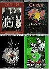 QUEEN / Expanded Collector's Ed. 4titleset WORKS, MAGIC, NEWS, RACES  [8CD&4DVD]