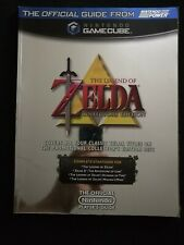 The Legend of Zelda Collector's Edition Strategy Guide Nintendo GameCube