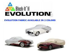 COVERCRAFT Evolution® all-weather CAR COVER custom-fit 1959-1968 Volvo 122 sedan