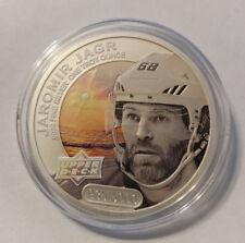 2017 Upper Deck Jaromir Jagr 935/5000 1 oz Silver 5 dollar Coin in holder