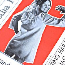 ORIGINAL 1968 AGNETHA FALTSKOG 7 INCH VINYL SWEDEN ABBA RARE