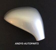 Peugeot 207 06 - 2013 wing mirror cover lh ou rh en gris aluminium