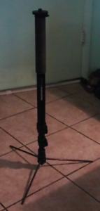 Manfrotto 682B Self Standing Monopod Excellent