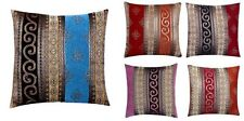 Floral Square Indian/South Asian Decorative Cushions & Pillows
