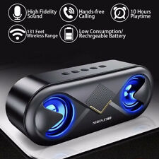 More details for high bass ultra loud bluetooth speakers portable wireless speaker outdoor/indoor