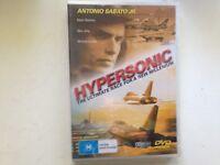 Hypersonic Antonio Sabato Jr (DVD, 2005) new sealed stock Rockingham WA