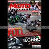 MOTO JOURNAL N°2121 HONDA VFR 1200 KAWASAKI ZZR 1400 SUZUKI GSXR BMW K 1300 S