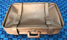 Belle ancienne valise rétro vintage H 13 L 66 l 43 cm #11