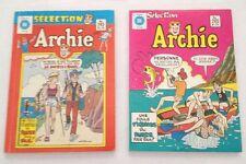 sélection archie # 245, 265 éditions héritage