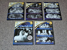 RENOWN PICTURES : RARE 3 FILM SETS - PICK YOUR DVD FROM THE DROP DOWN MENU