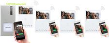Video Sprechanlage WI-FI Set 1-4 Familienhaus, Comelit Komplettpaket WI-FI,8451V